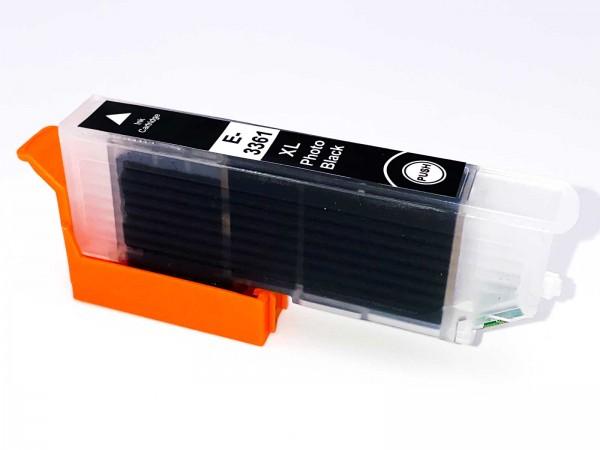 Kompatibel zu Epson 33XL / C13T33614010 Tinte Photo Black