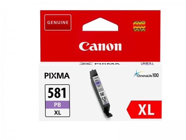 Canon CLI-581PBXL / 2053C001 Tintenpatrone Photo Blue