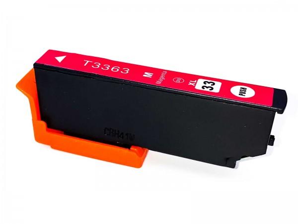 Kompatibel zu Epson 33XL / C13T33634010 Tinte Magenta