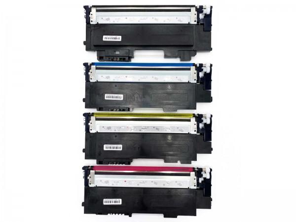 Kompatibel zu Samsung CLT-P404C / SLC430 Toner Multipack CMYK (4er Set)