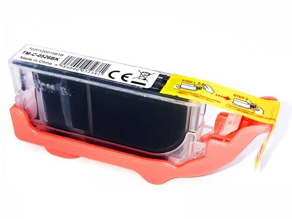 Kompatibel zu Canon CLI-526BK / 4540B001 Tinte Black