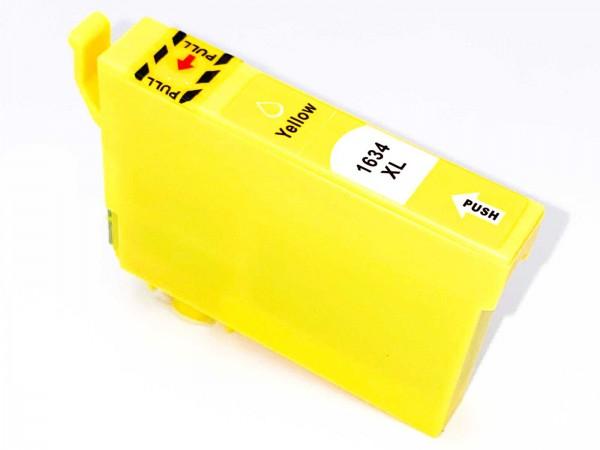 Kompatibel zu Epson 16XL / C13T16344010 Tinte Yellow