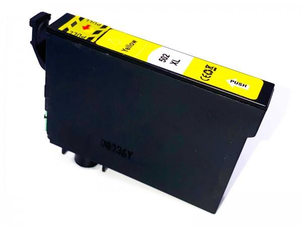 Kompatibel zu Epson 502XL / C13T02W44010 Tinte Yellow