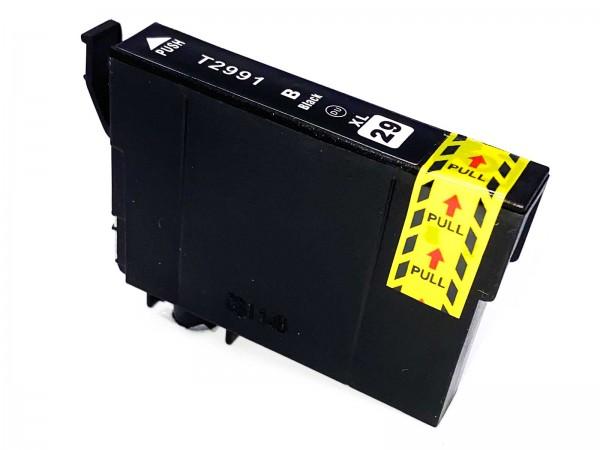 Kompatibel zu Epson 29XL / C13T29914010 Tinte Black