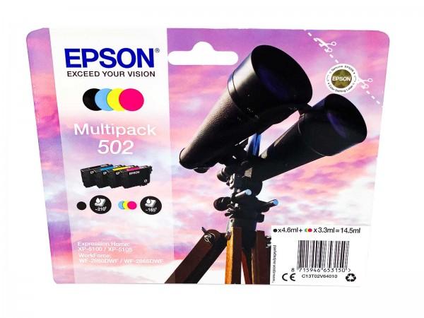 Epson 502 / Tintenpatrone Multipack