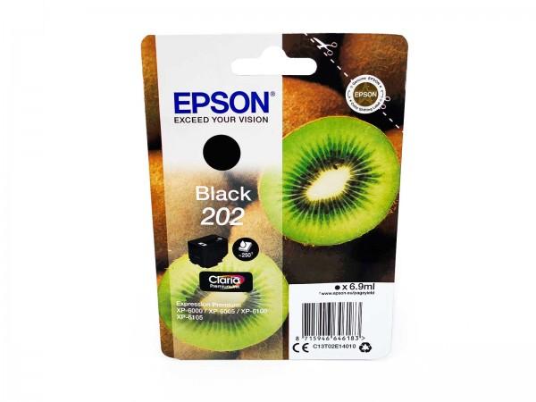 Epson 202BK / Tintenpatrone Black