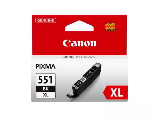 Canon CLI-551BKXL / 6443B001 Tintenpatrone Black