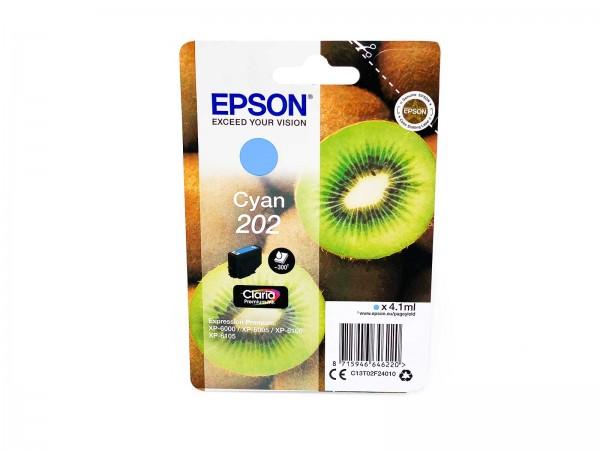Epson 202C / Tintenpatrone Cyan