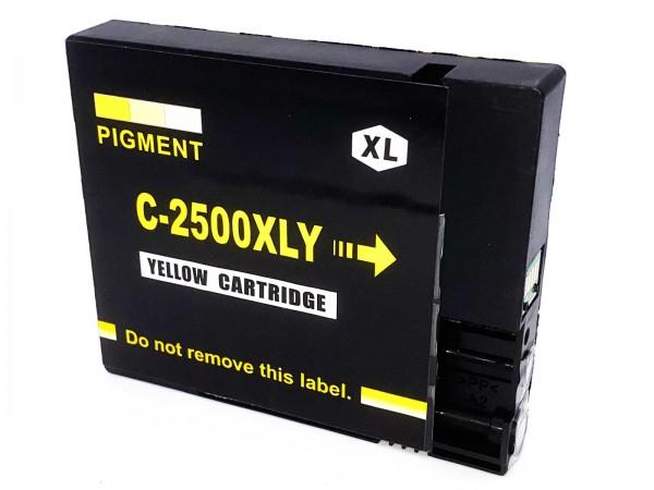 Kompatibel zu Canon PGI-2500XL / 9267B001 Tinte Yellow
