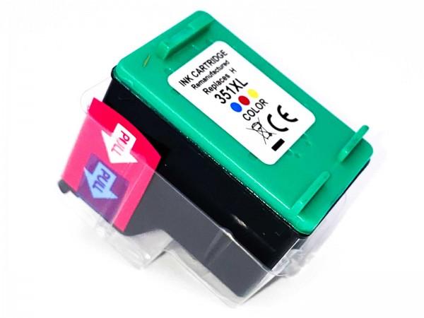 Kompatibel zu HP 351 XXL / CB338EE Tintenpatrone Color