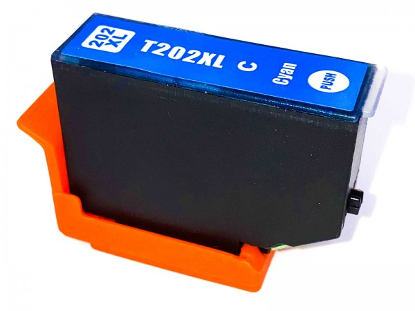 Kompatibel zu Epson 202XL / C13T02H24010 Tinte Cyan