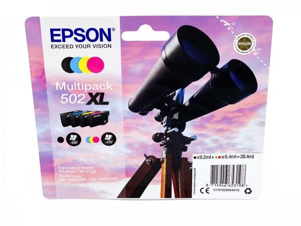 Epson 502XL / Tintenpatrone Multipack