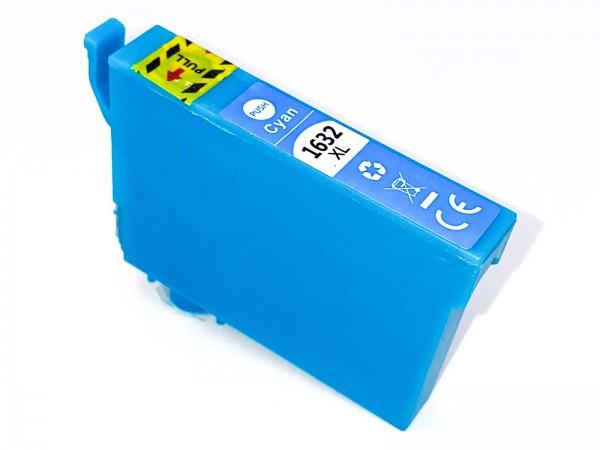 Kompatibel zu Epson 16XL / 13T16324010 Tinte Cyan