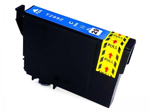 Kompatibel zu Epson 29XL / C13T29924010 Tinte Cyan