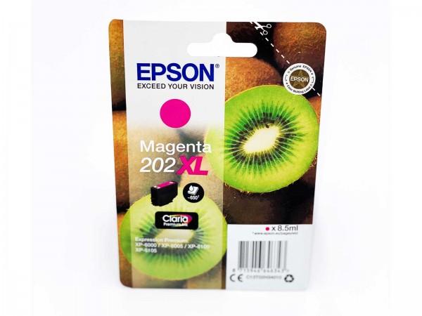 Epson 202MXL / Tintenpatrone Magenta