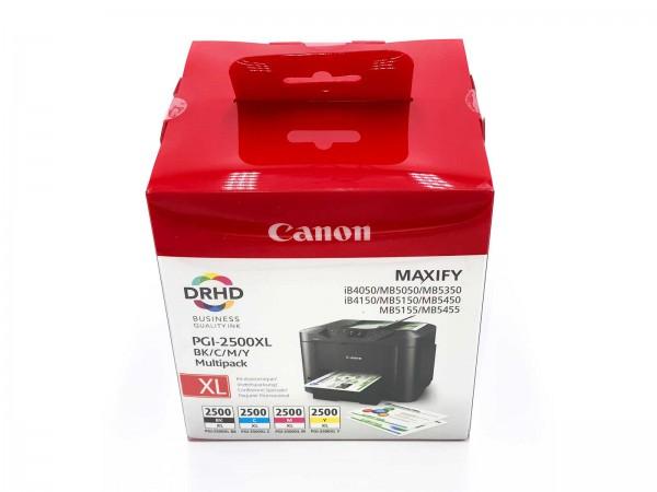 Canon PGI-2500XLBKCMY / 9254B004 Tintenpatrone Multipack