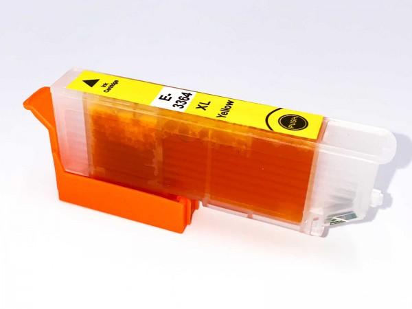 Kompatibel zu Epson 33XL / C13T33644010 Tinte Yellow