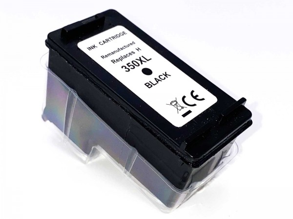Kompatibel zu HP 350 XXL / CB336EE Tintenpatrone Black