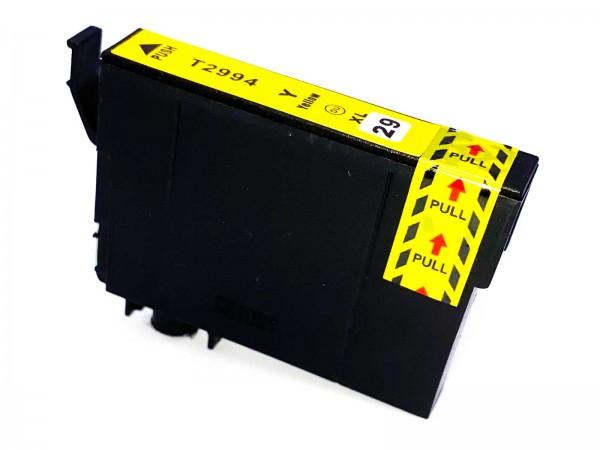 Kompatibel zu Epson 29XL / C13T29944010 Tinte Yellow