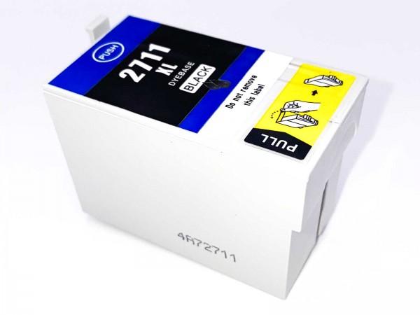 Kompatibel zu Epson 27XL / C13T27014012, C13T27114012, C13T27914012. Tinte Black