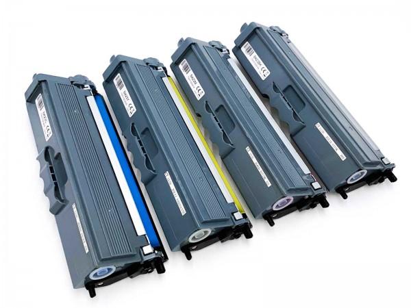 Kompatibel zu Brother TN-423 Toner Multipack CMYK (4er Set)