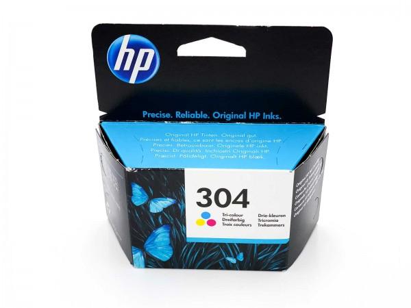 HP 304 / N9K05AE Tintenpatrone Color
