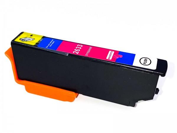 Kompatibel zu Epson 26XL / C13T26334010 Tinte Magenta