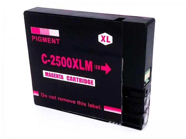 Kompatibel zu Canon PGI-2500XL / 9266B001 Tinte Magenta
