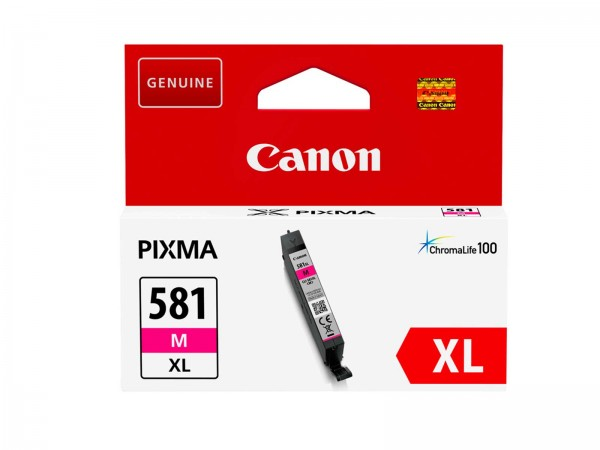 Canon CLI-581MXL / 2050C001 Tintenpatrone Magenta