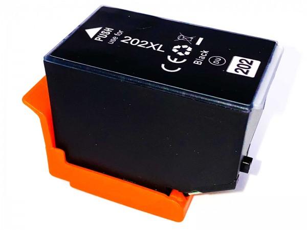 Kompatibel zu Epson 202XL / C13T02G14010 Tinte Black