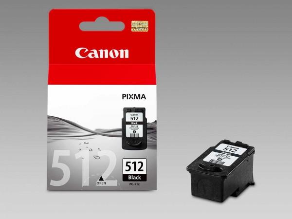 Canon PG-512 / 2969B001 Tintenpatrone Black