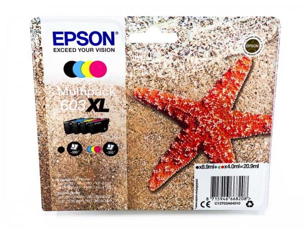 Epson 603XL / Tintenpatrone Multipack