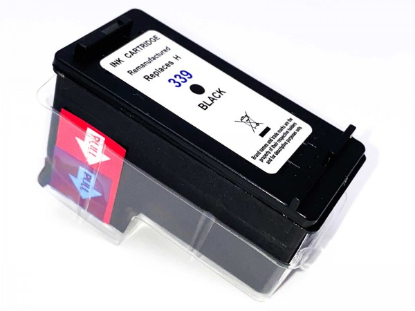 Kompatibel zu HP 339 / C8767EE Tintenpatrone Black