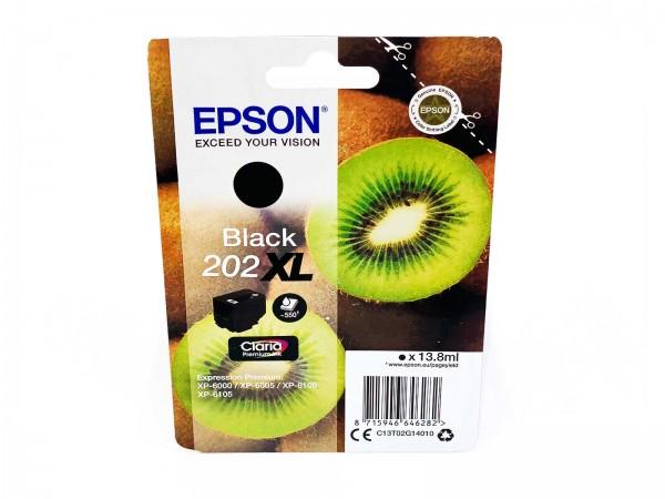 Epson 202BKXL / Tintenpatrone Black