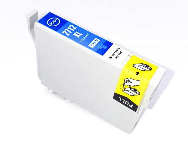 Kompatibel zu Epson 27XL / C13T27124010 Tinte Cyan