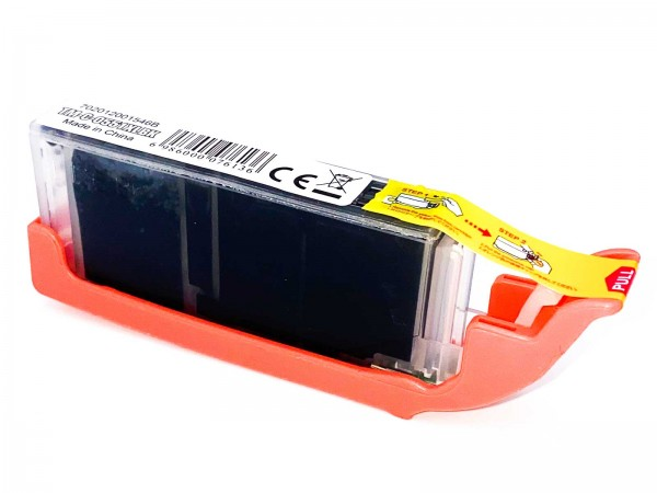 Kompatibel zu Canon CLI-551BK / 6508B001 Tinte Black XL