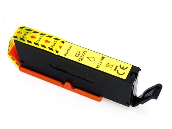 Kompatibel zu Canon CLI-581Y / 1997C001 Tinte Yellow XL