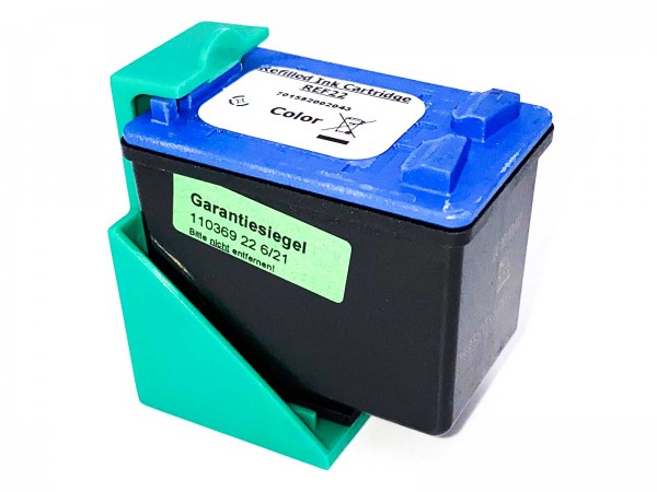 Kompatibel zu HP 22 XL / C9352A Tintenpatrone Color