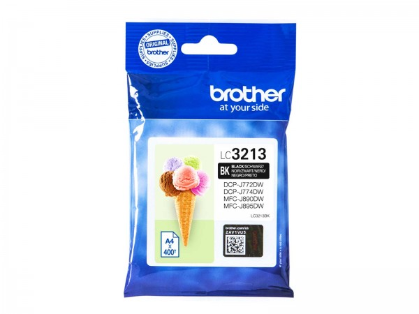Brother LC3213BK Tintenpatrone Black