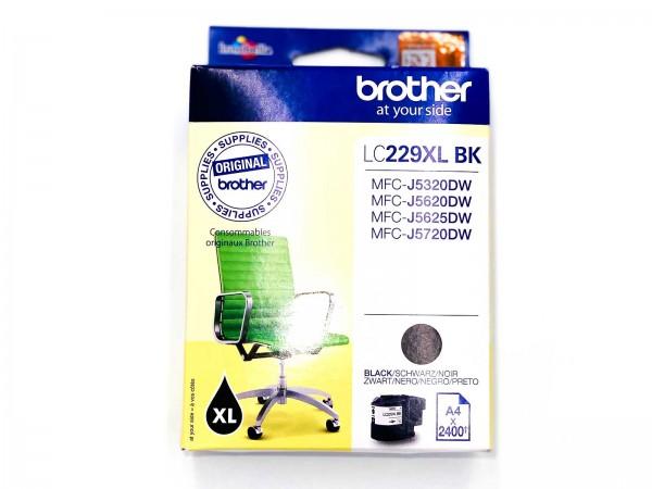 Brother LC229BKXL / Tintenpatrone Black