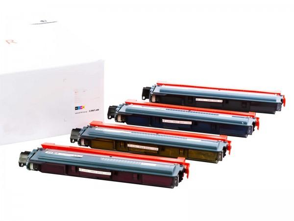 Kompatibel zu Brother TN-230 Toner Multipack CMYK (4er Set)