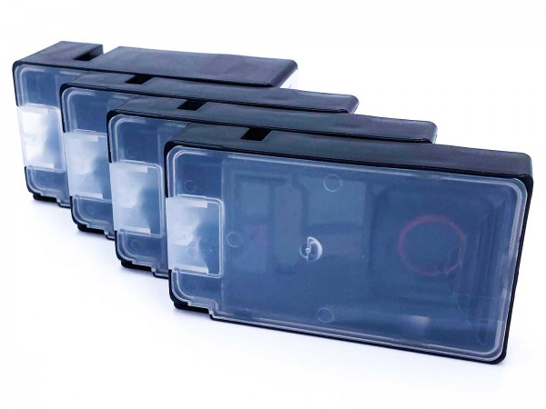 Kompatibel zu Canon PGI-1500XL / 9182B004 Tinten Multipack CMYK (4er Set)