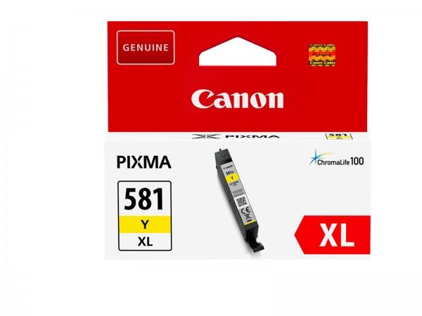 Canon CLI-581YXL / 2051C001 Tintenpatrone Yellow