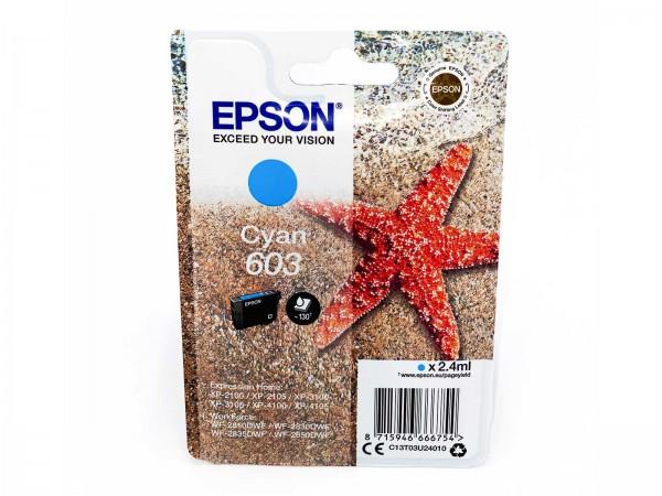 Epson 603C / Tintenpatrone Cyan