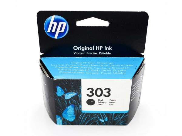 HP 303 / T6N02AE Tintenpatrone Black
