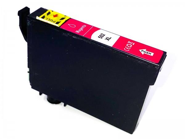 Kompatibel zu Epson 502XL / C13T02W34010 Tinte Magenta