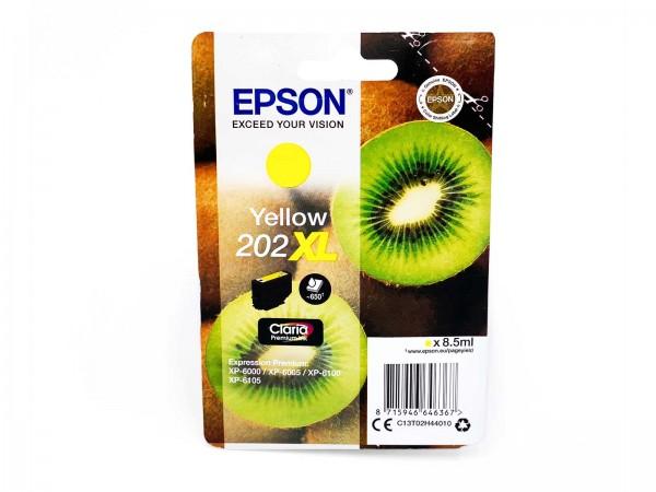 Epson 202YXL / Tintenpatrone Yellow