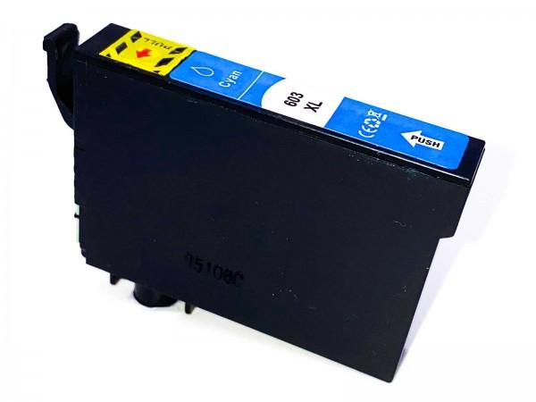 Kompatibel zu Epson 603XL / C13T03A24010 Tinte Cyan