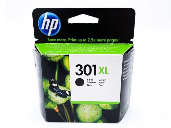 HP 301 XL / CH563EE Tintenpatrone Black