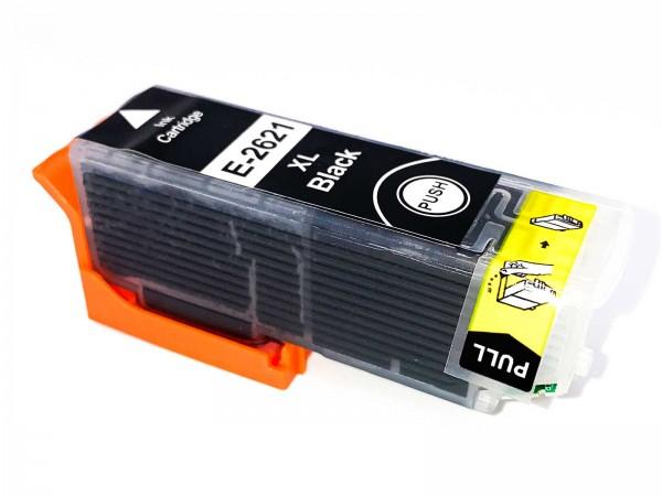 Kompatibel zu Epson 26XL / C13T26214012 Tinte Black